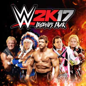 Buy WWE 2K17 Legends Pack CD Key Compare Prices