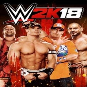 WWE 2K18 Cena Nuff Pack