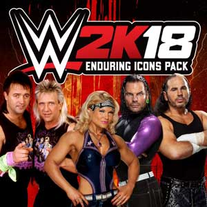 Buy WWE 2K18 Enduring Icons Pack CD Key Compare Prices