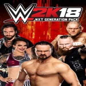 WWE 2K18 NXT Generation Pack