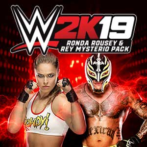 Buy WWE 2K19 Rey Mysterio & Ronda Rousey CD Key Compare Prices