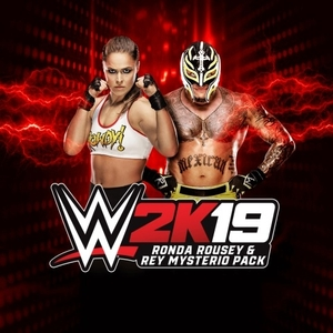 WWE 2K19 Ronda and Rey Pack