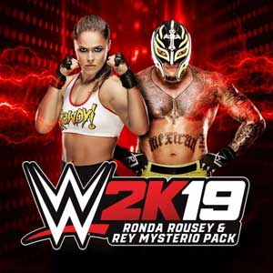 Buy WWE 2K19 Ronda & Rey Pack CD Key Compare Prices