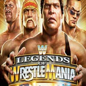 Buy WWE Legends of WrestleMania Xbox 360 Code Compare Prices