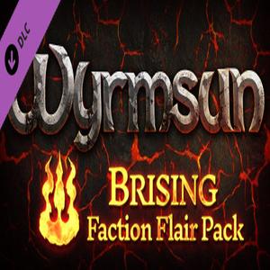 Wyrmsun Brising Faction Flair Pack