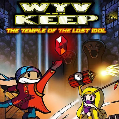 Wyv And Keep The Temple Of The Lost Idol
