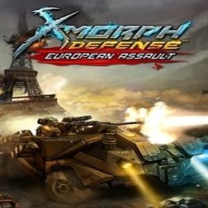 X-Morph Defense European Assault