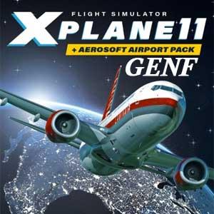 X-Plane 11 Add-on Aerosoft Airport Genf