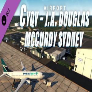 X-Plane 11 Add-on Airfield Canada CYQY J.A. Douglas McCurdy Sydney Airport