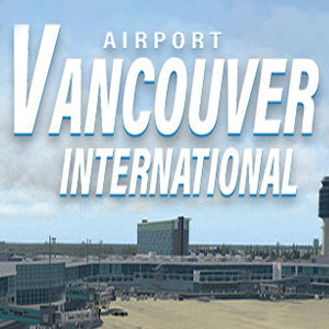 X-Plane 11 Add-on Globall Art CYVR Vancouver International Airport
