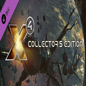 X4 Foundations Collectors Edition Extra Content