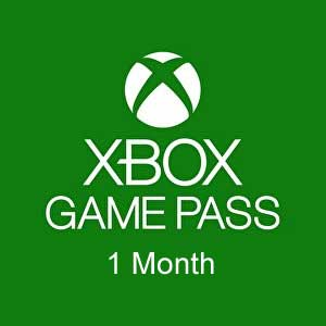 Buy Xbox Game Pass 1 Month Xbox One Code Compare Prices
