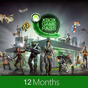 Buy Xbox Game Pass 12 Months XBox Live Game Code Compare Prices