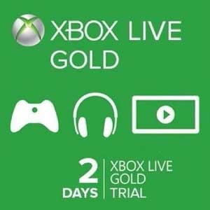 Buy Xbox Live Gold 2 Days Xbox 360 Code Compare Prices