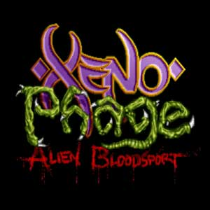 Xenophage Alien Bloodsport