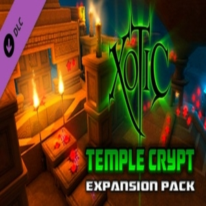 Xotic DLC Temple Crypt Expansion Pack