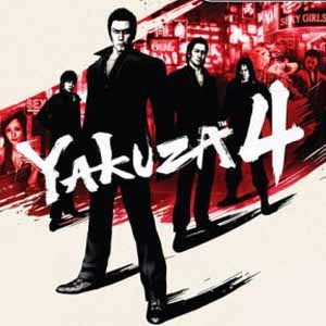 Buy Yakuza 4 PS3 Game Code Compare Prices