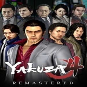 Buy Yakuza 4 Remastered CD Key Compare Prices