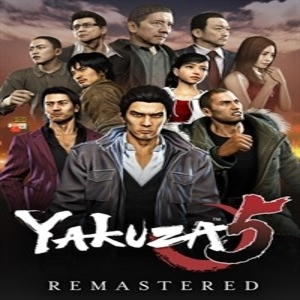 Buy Yakuza 5 Remastered Xbox Series Compare Prices