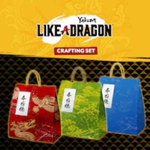 Yakuza Like a Dragon Crafting Mat Set