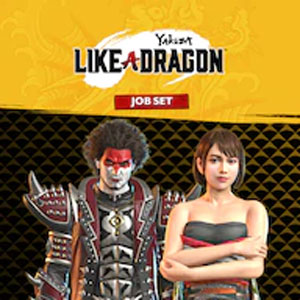 Yakuza Like a Dragon Job Set