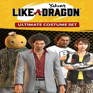 Yakuza Like a Dragon Ultimate Costume Set