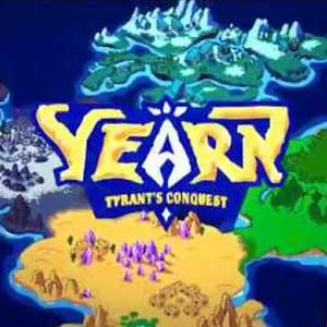 Buy YEARN Tyrants Conquest CD Key Compare Prices