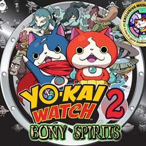 Buy YO-KAI WATCH 2 Bony Spirits 3DS Download Code Compare Prices