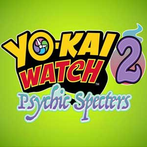 Buy YO-KAI WATCH 2 Psychic Specters Nintendo 3DS Download Code Compare Prices