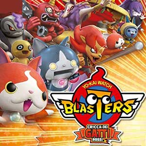 Buy YO-KAI WATCH Blasters Red CAT Corps Nintendo 3DS Compare Prices