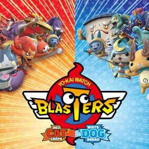 Buy YO-KAI WATCH Blasters White Dog Squad Nintendo 3DS Compare Prices