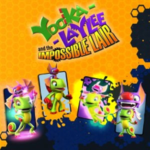 Yooka-Laylee and the Impossible Lair Trowzer's Top Tonic Pack