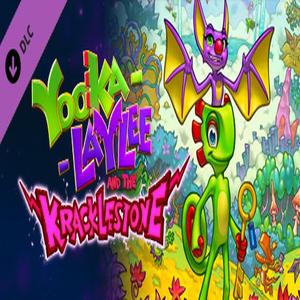 Yooka-Laylee and the Kracklestone Graphic Novel