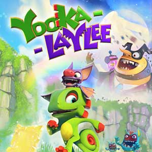 Buy Yooka-Laylee PS4 Game Code Compare Prices