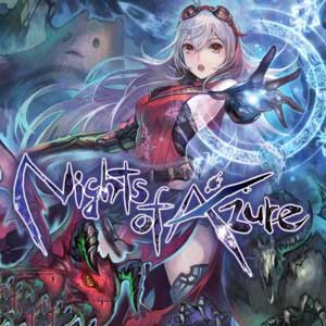 YORUNONAIKUNI - Nights of Azure