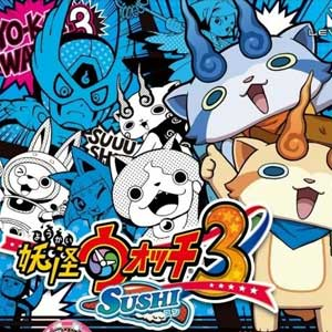 Buy Youkai Watch 3 Sushi Nintendo 3DS Download Code Compare Prices
