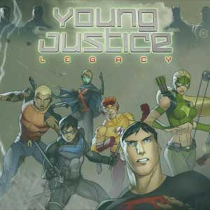 Buy Young Justice Legacy CD KEY Compare Prices