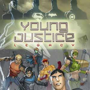 Buy Young Justice Legacy PS3 Game Code Compare Prices