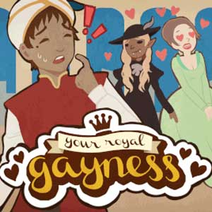 Buy Your Royal Gayness CD Key Compare Prices