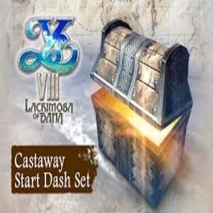 Ys 8 Lacrimosa of DANA Castaway Start Dash Set