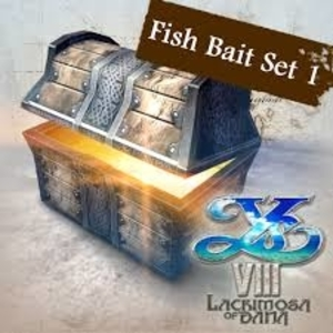 Ys 8 Lacrimosa of DANA Fish Bait Set 1