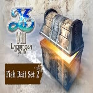 Ys 8 Lacrimosa of DANA Fish Bait Set 2