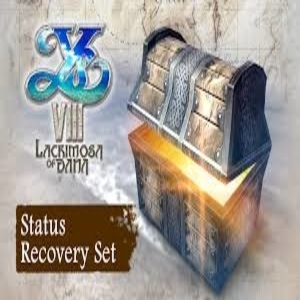Ys 8 Lacrimosa of DANA Status Recovery Set