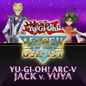 Buy Yu-Gi-Oh ARC-V Jack Atlas vs Yuya PS4 Compare Prices