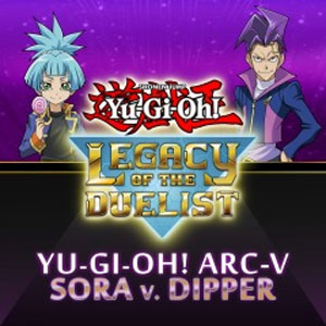 Buy Yu-Gi-Oh ARC-V Sora and Dipper PS4 Compare Prices