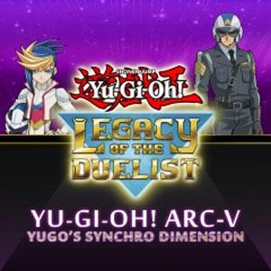 Yu-Gi-Oh ARC-V Yugo's Synchro Dimension