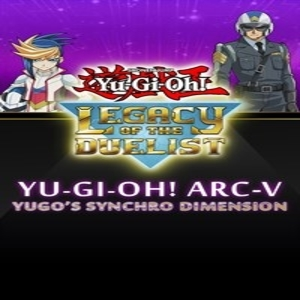 Yu-Gi-Oh ARC-V Yugos Synchro Dimension