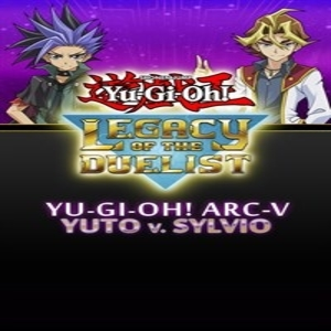 Buy Yu-Gi-Oh ARC-V Yuto v. Sylvio CD Key Compare Prices