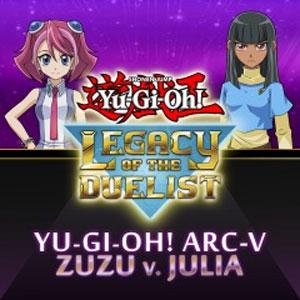 Yu-Gi-Oh ARC-V Zuzu v. Julia