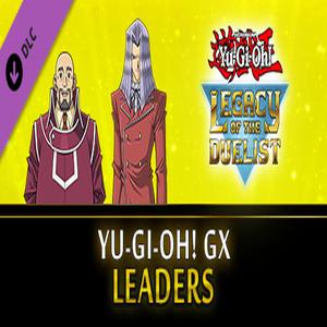 Yu-Gi-Oh GX Leaders